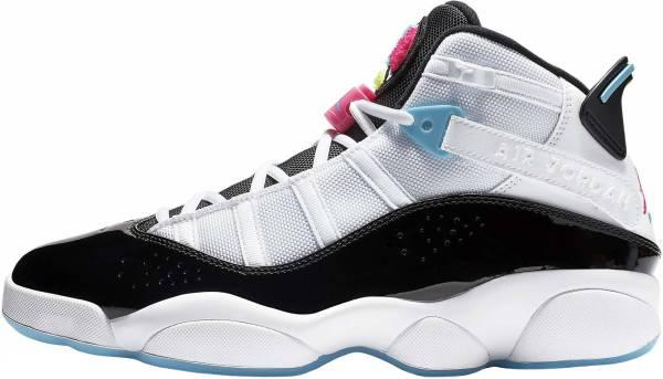 Jordan 6 Rings - White