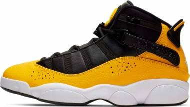 Jordan 6 Rings - Yellow