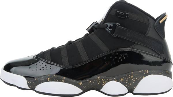 Jordan 6 Rings - Black