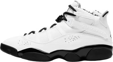 Jordan 6 Rings - White/Black-metallic Gold (DD5077107)