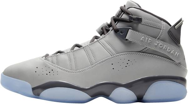 Jordan 6 Rings - Grey