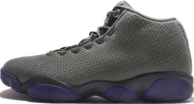 Jordan Horizon Low - Dark Grey/Black-concord