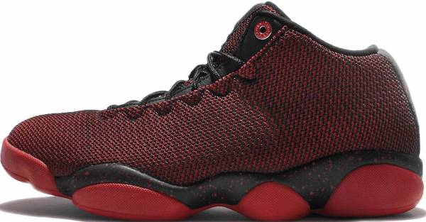buy online 474e7 afd2b Jordan Horizon Low Black White Metallic Silver Gym Red