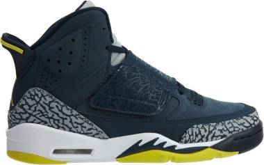 Jordan Son of Mars - ARMORY NAVY/ELECTROLIME-WHITE-WOLF GREY