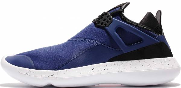 best website 54698 9c84d Jordan Fly 89 Deep Royal Blue Black White 402