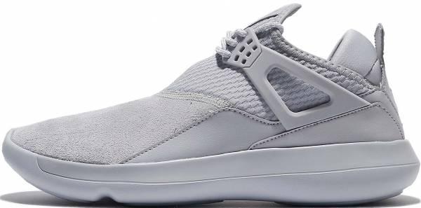 Jordan Fly 89 Wolf Grey/Wolf Grey-wolf Grey