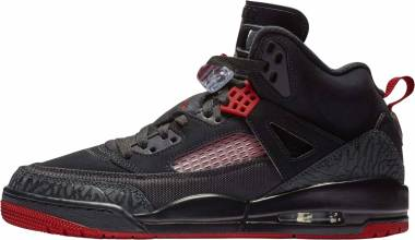 Jordan Spizike - Black/Gym Red-anthracite