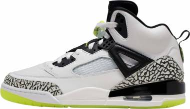 Jordan Spizike - White Volt Black
