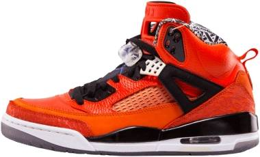 Jordan Spizike - orange flash, blue ribbon-black-white (315371805)