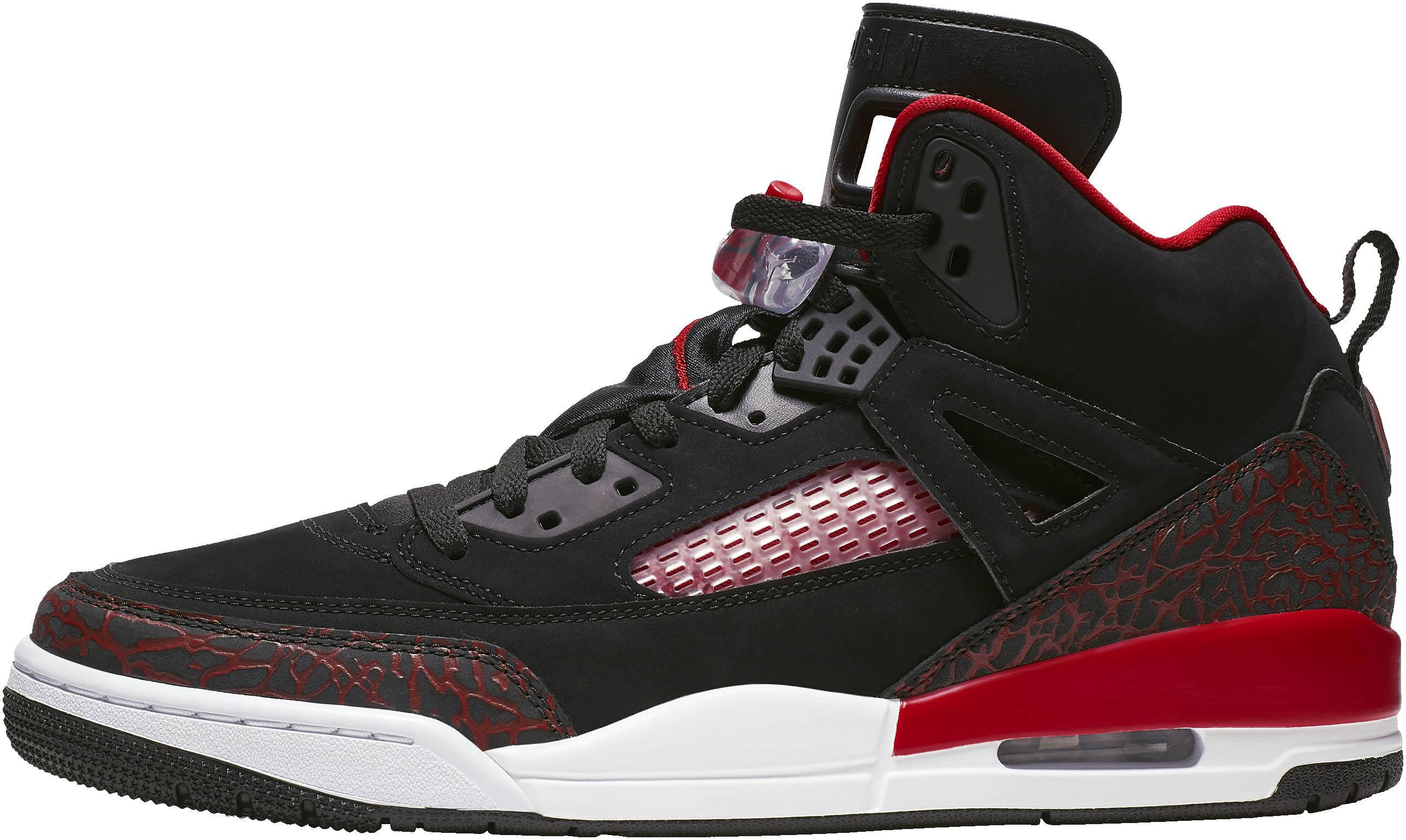 Jordan Spizike sneakers in 5 colors | RunRepeat