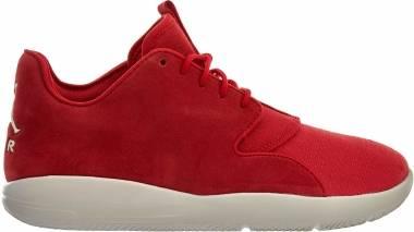 Jordan Eclipse - Gym Red / Light Orewood Brown