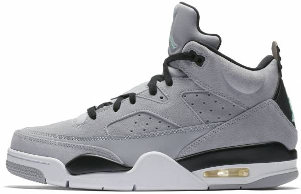 competitive price c5a11 0f1c2 Jordan Son of Mars Low Grey Emerald Rise Black White