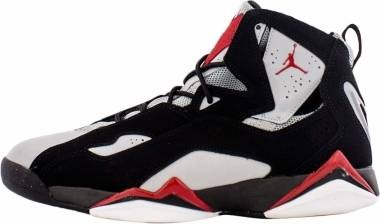Jordan True Flight - Black/Varsity Red-wolf Grey-white (342964060)