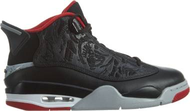 Air Jordan Dub Zero - Black/Gym Red-Cement Grey-White