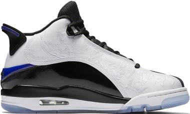Air Jordan Dub Zero - (WHITE /CONCORD - BLACK)