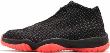 Air Jordan Future - black gym red white 006