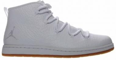 Jordan Galaxy - White White Gum Light Brown 102