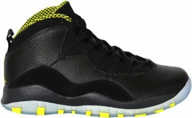 Air Jordan 10 Retro - Black