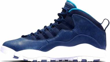 Air Jordan 10 Retro Blue Men
