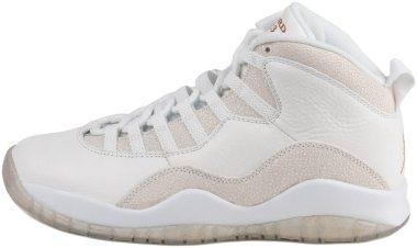 Air Jordan 10 Retro - White (819955100)