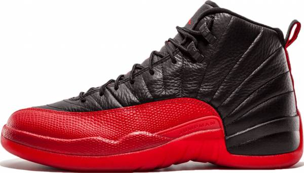 brand new 05229 33335 Air Jordan 12 Retro Black, Varsity Red
