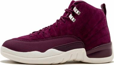Air Jordan 12 Retro - Bordeaux/Sail-Metallic Silver (130690617)