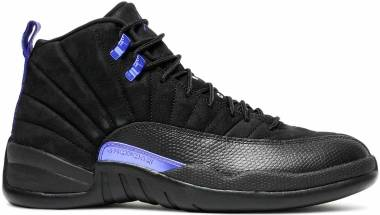 Air Jordan 12 Retro - black/black/dark concord (CT8013005)
