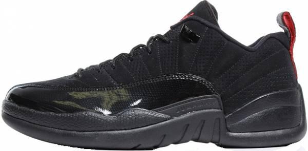 Air Jordan 12 Retro Low - black, varsity red (308317001)