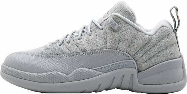 Air Jordan 12 Retro Low Grey