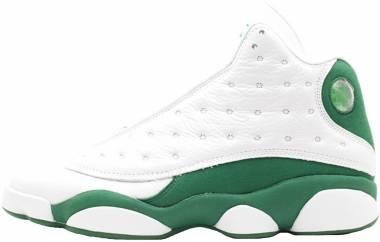 Air Jordan 13 Retro White, Clover Men