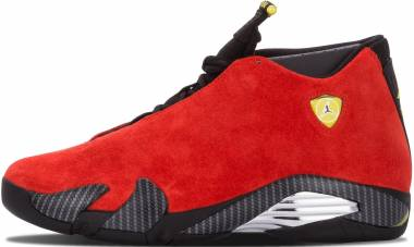 Air Jordan 14 Retro Red Men