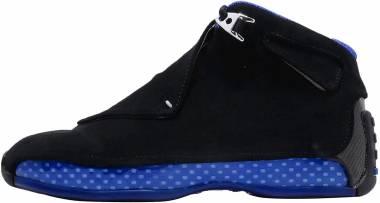 Air Jordan 18 Retro - Black (AA2494007)