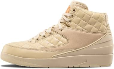 Air Jordan 2 Retro - Beige (834825250)