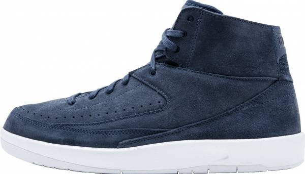 Air Jordan 2 Retro Decon Thunder Blue, Thunder Blue