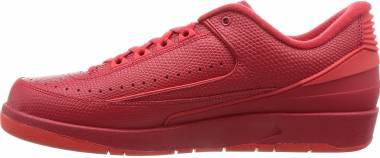 Air Jordan 2 Retro Low - Red (832819606)