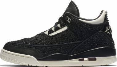 Air Jordan 3 Retro - Black/Sail (BQ3195001)