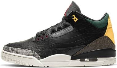 Air Jordan 3 Retro - Black (CV3583003)