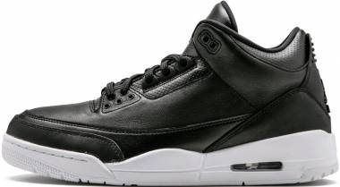 Air Jordan 3 Retro Black Men