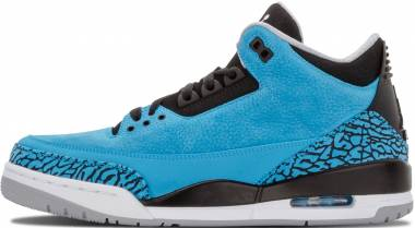 Air Jordan 3 Retro Blue Men