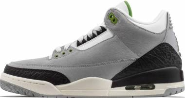 Air Jordan 3 Retro - Grey (136064006)