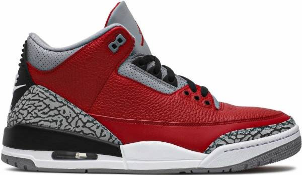 Air Jordan 3 Retro - Red (CK5692600)