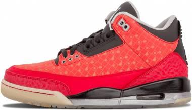 Air Jordan 3 Retro Red Men