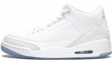 Air Jordan 3 Retro - WHITE (136064111)