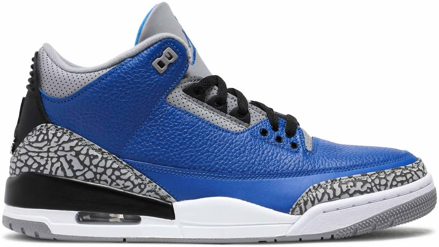 9 Blue Jordan basketball shoes | RunRepeat