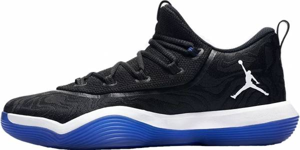 Jordan Super.Fly 2017 Low Black