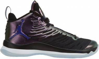 Jordan Super.Fly 5 - Black Purple (844677012)