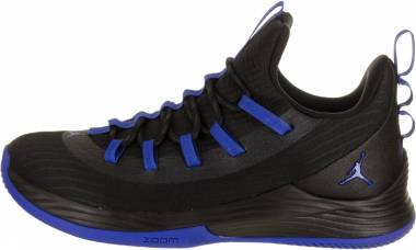 Jordan Ultra.Fly 2 Low - Black/Hyper Royal-White (AH8110007)