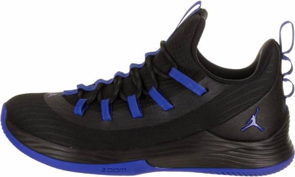 Jordan Ultra.Fly 2 Low - Black/Hyper Royal-White (AH8110007)