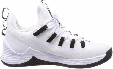 Jordan Ultra.Fly 2 Low White/Black-White Men
