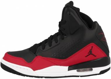 Air Jordan SC-3 - Anthracite Bordeaux (629877022)